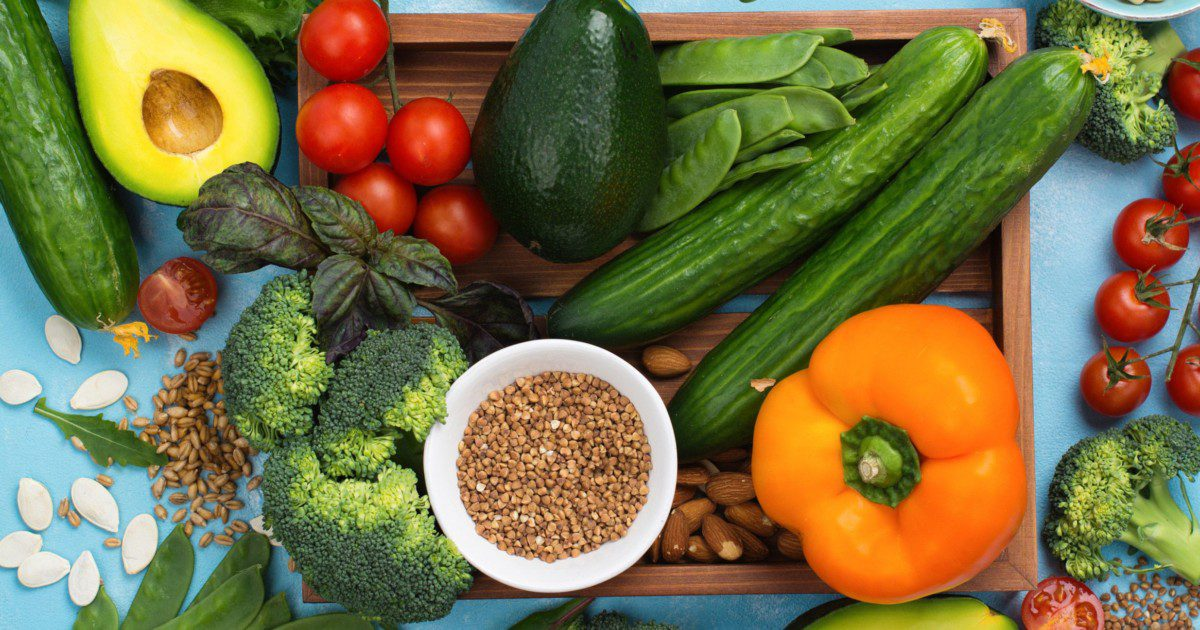Photo of foods containing vitamin D for colon and rectal cancer prevention