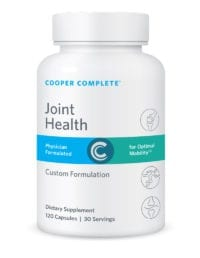 Cooper Complete Joint Health Supplement Bottle